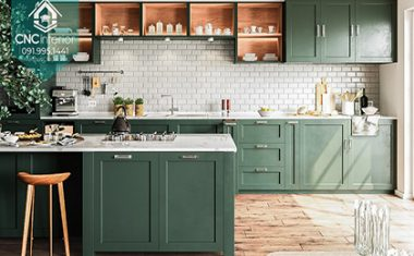 REFRESH YOUR SPACE WITH 5 COMMON KITCHEN CABINETS VIETNAM