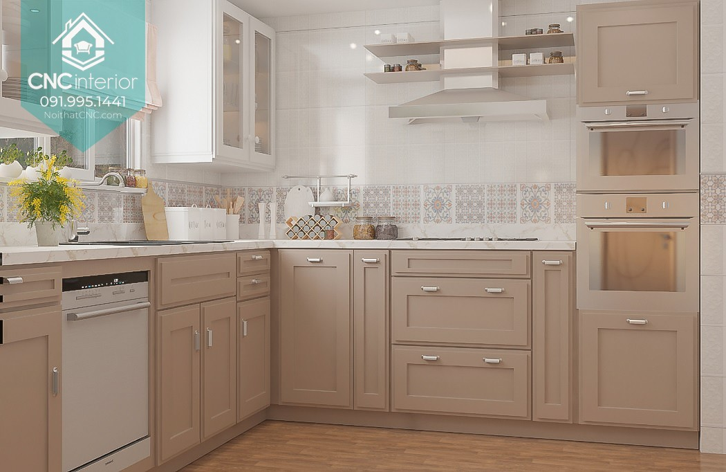 KITCHEN CABINETS VIETNAM TO REFRESH YOUR SPACE 11