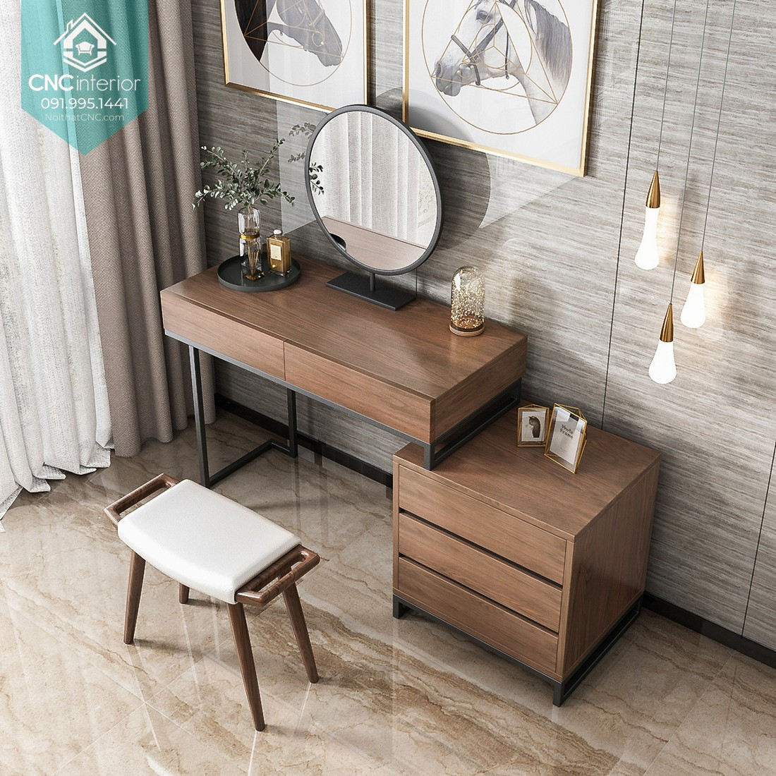 COMMON TYPES OF TABLE VIETNAM TO COMPLETE YOUR SPACE 8