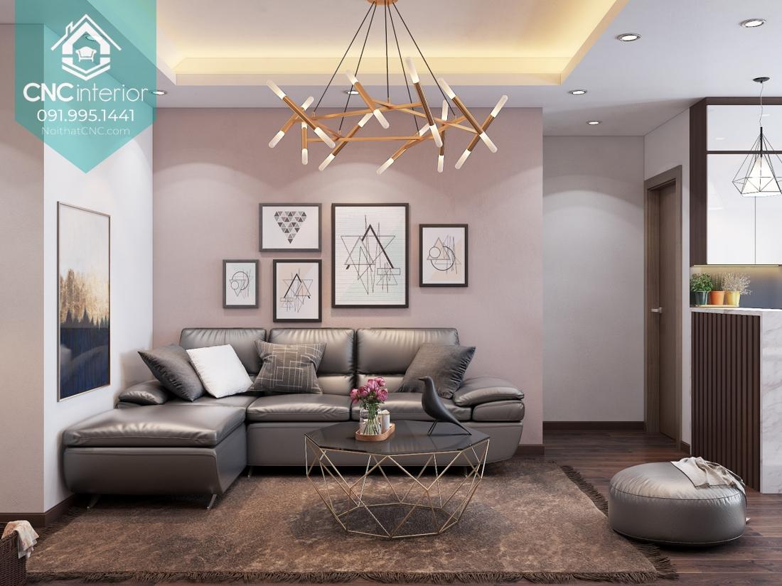 Thiết kế nội thất chung cư giá rẻ mà đẹp 2