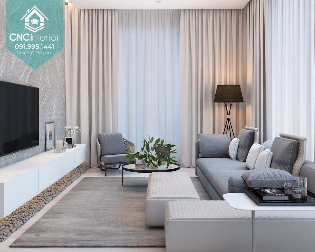 Thiết kế nội thất chung cư giá rẻ mà đẹp