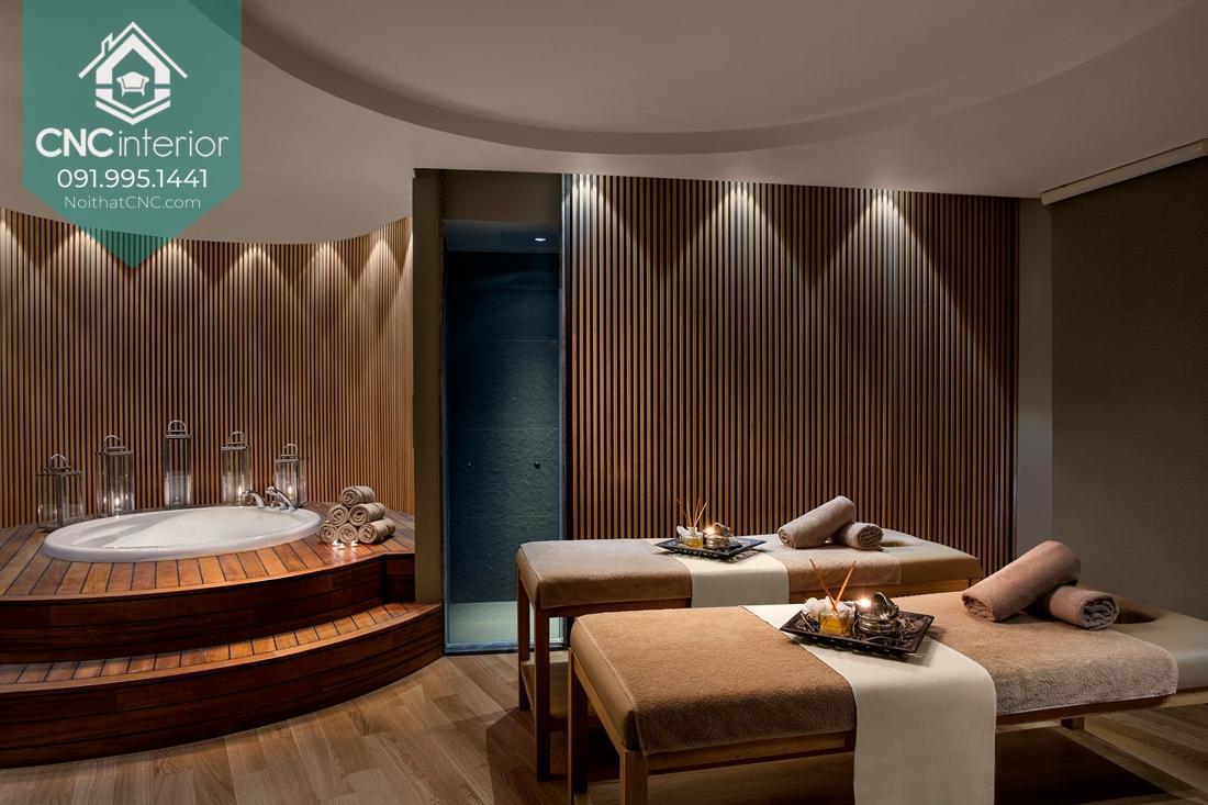 Thiết kế nội thất spa hiện đại 2