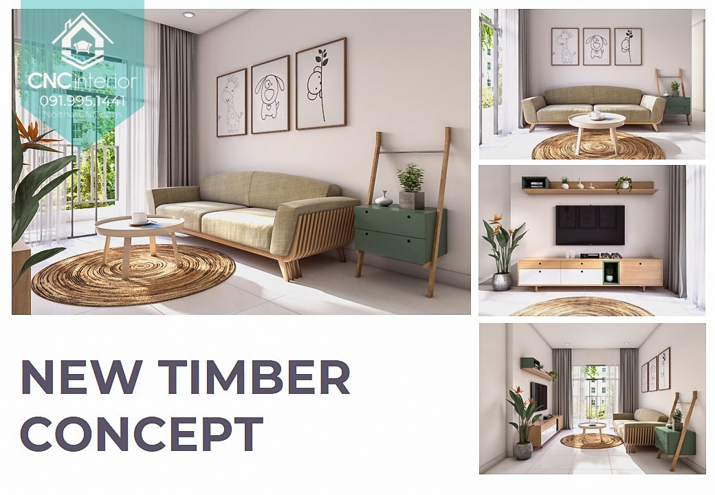 Concept New Timber 22