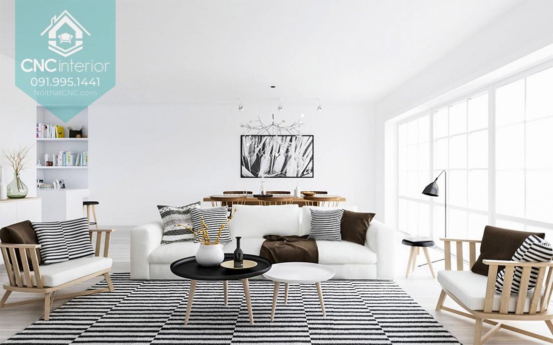 Phong cách nội thất Scandinavian