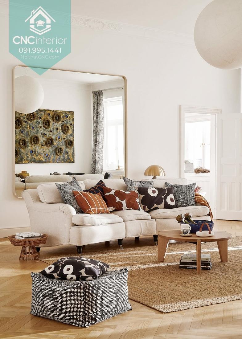 Phong cách nội thất Scandinavian 1