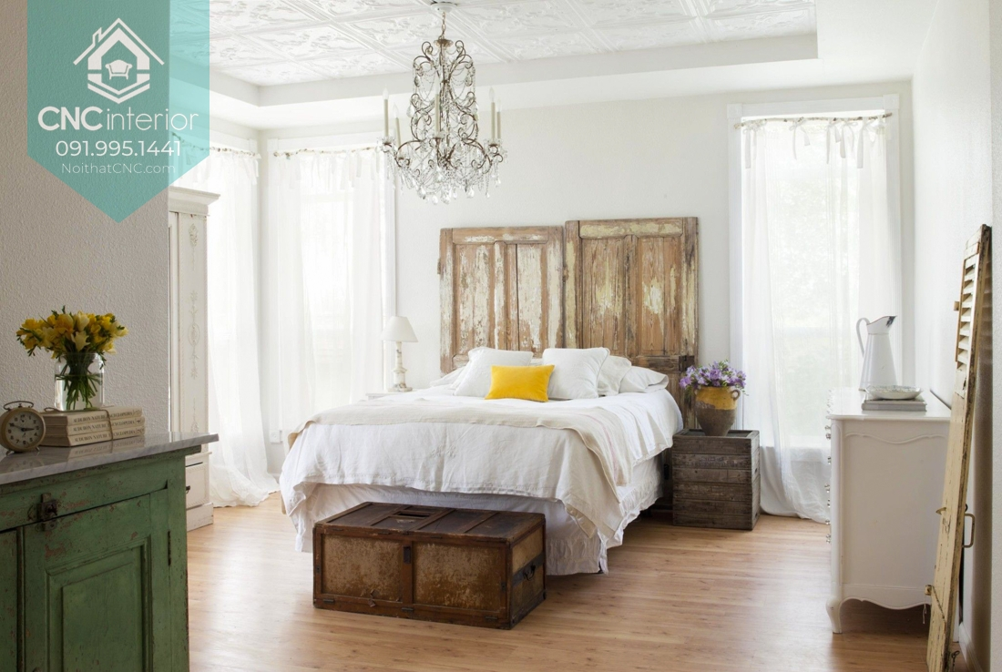 Phong cách vintage trong thiết kế nội thất 1