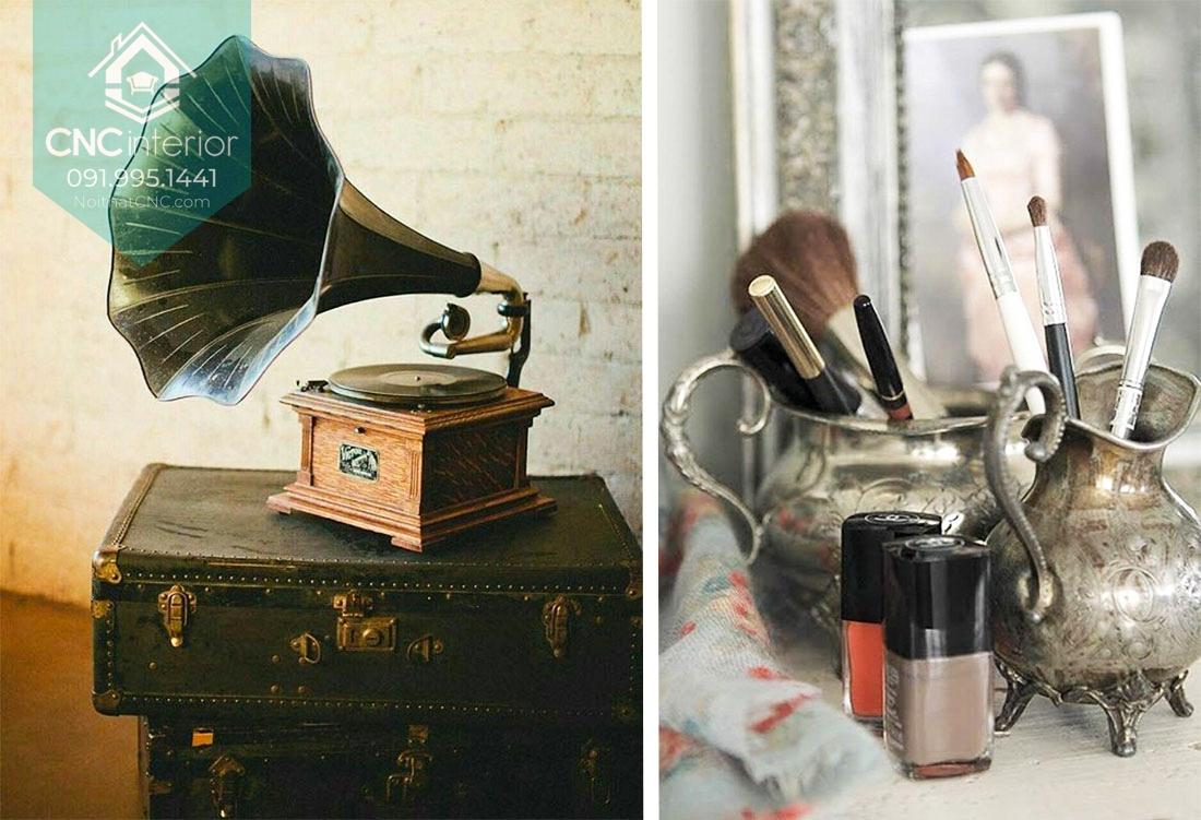 Phong cách vintage trong thiết kế nội thất 3