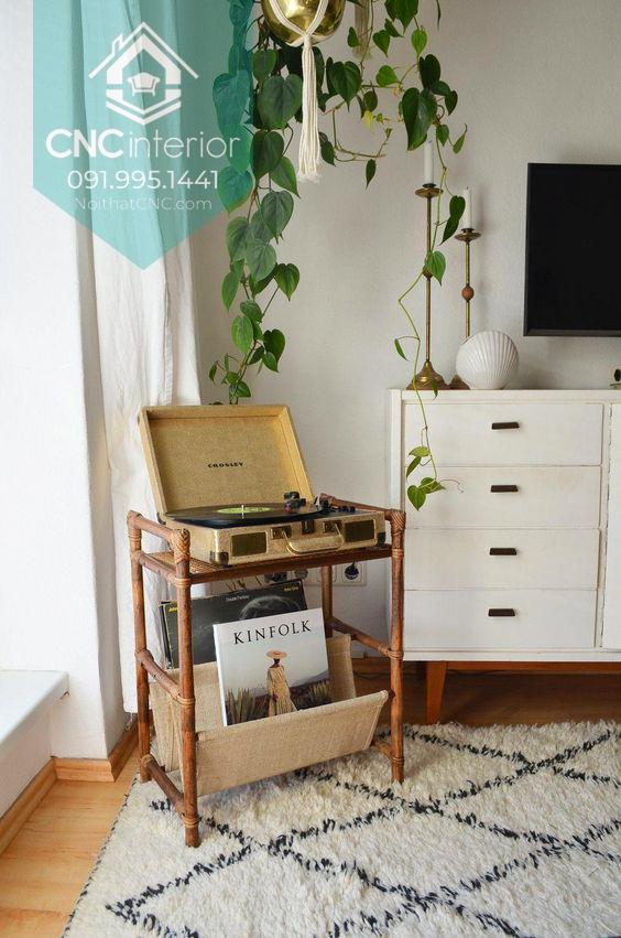 Phong cách thiết kế nội thất Vintage 1