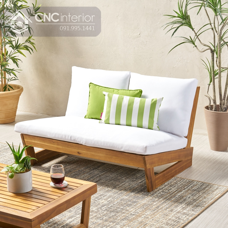 Sofa gỗ hiện đại tphcm