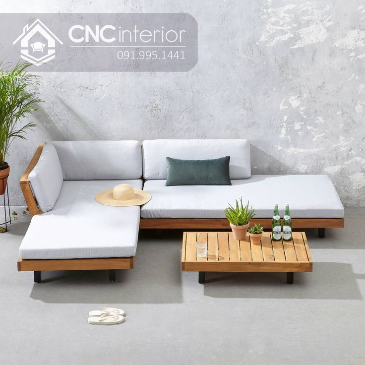 Sofa go CNC 022