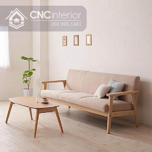 Sofa go don gian CNC 18