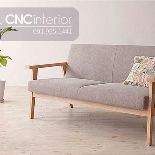 Sofa go don gian CNC 182