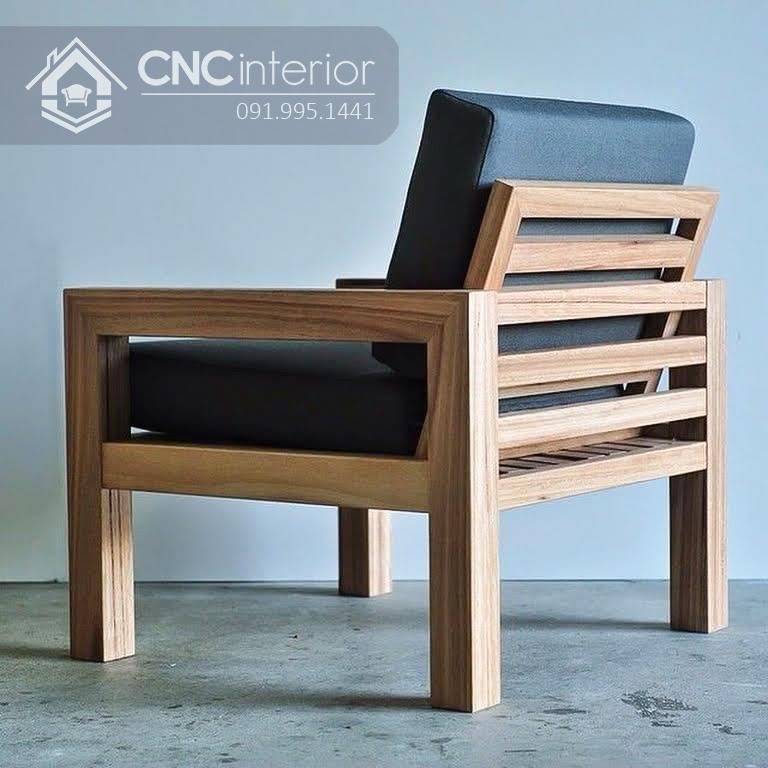 Sofa go don gian CNC 21
