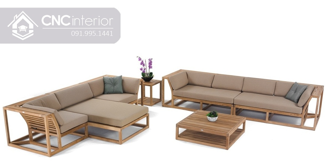 Ghế sofa phòng khách CNC 24 4