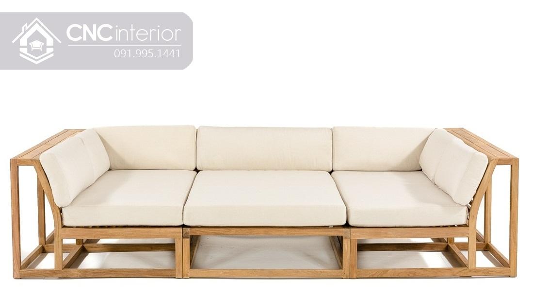 Ghế sofa phòng khách CNC 24
