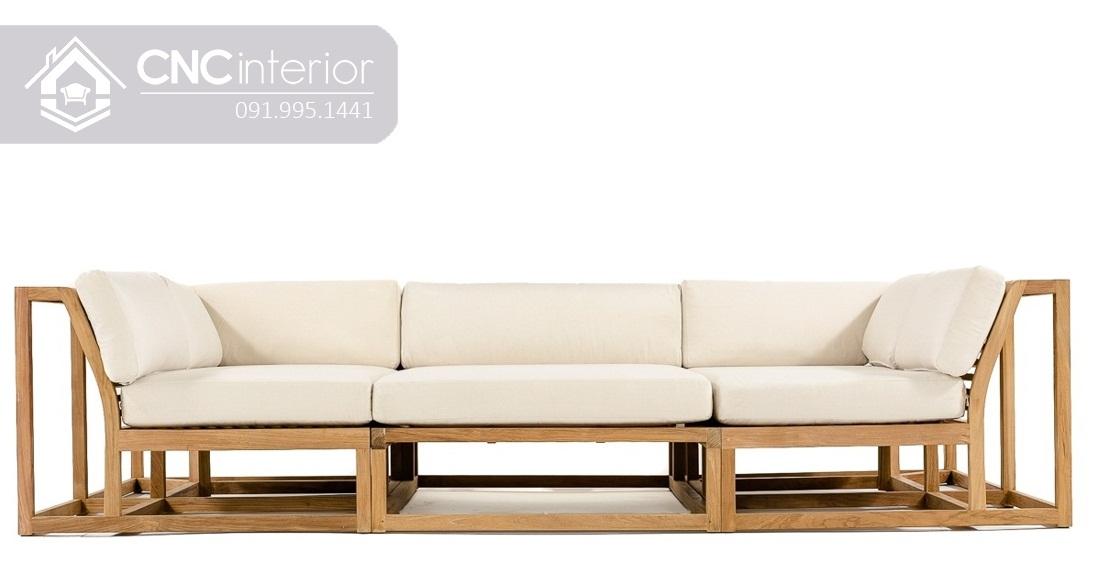 Ghế sofa phòng khách CNC 24 1