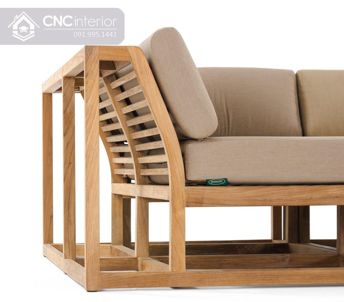 Ghế sofa phòng khách CNC 24 3