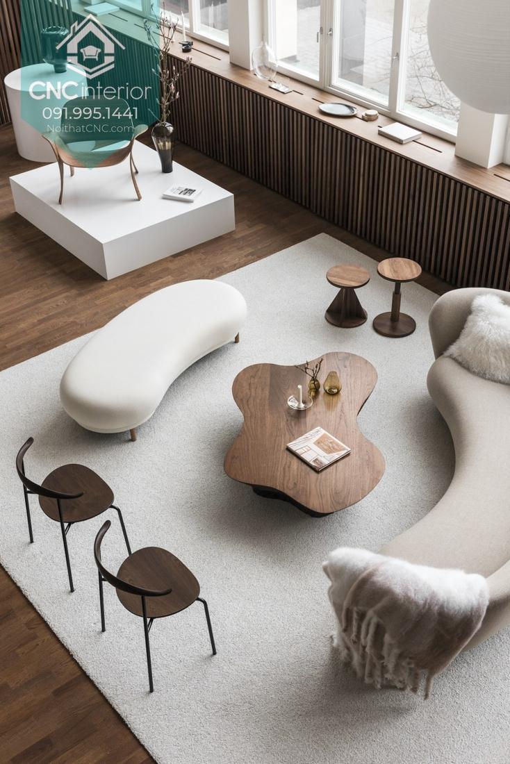 Phong cách nội thất minimalist 1