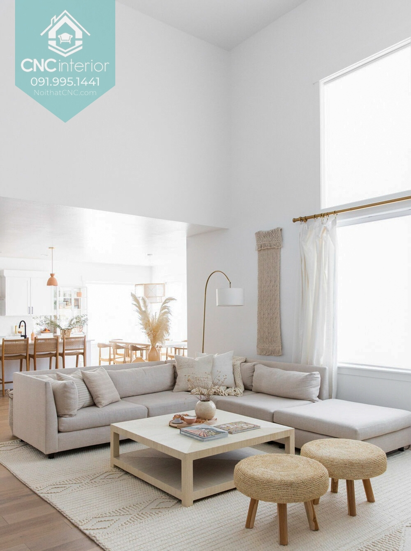 Phong cách nội thất minimalist 4