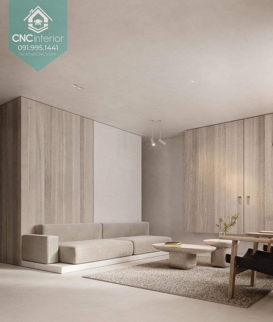 Phong cách tối giản minimalism 1