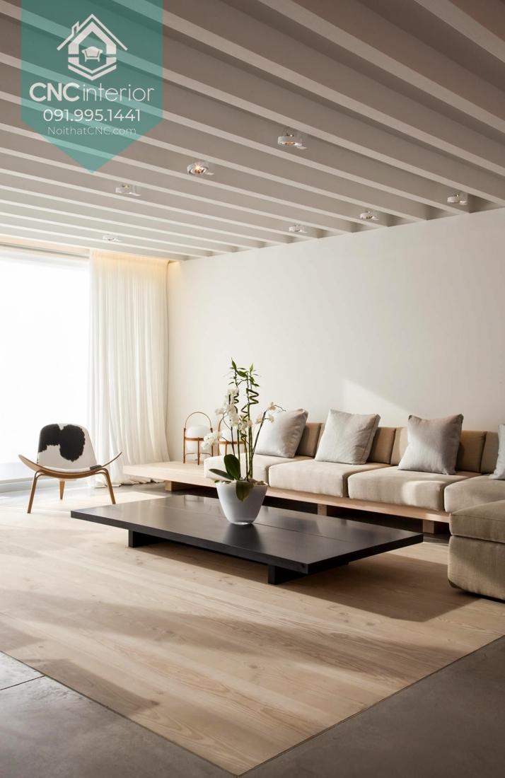 Phong cách tối giản minimalism 2