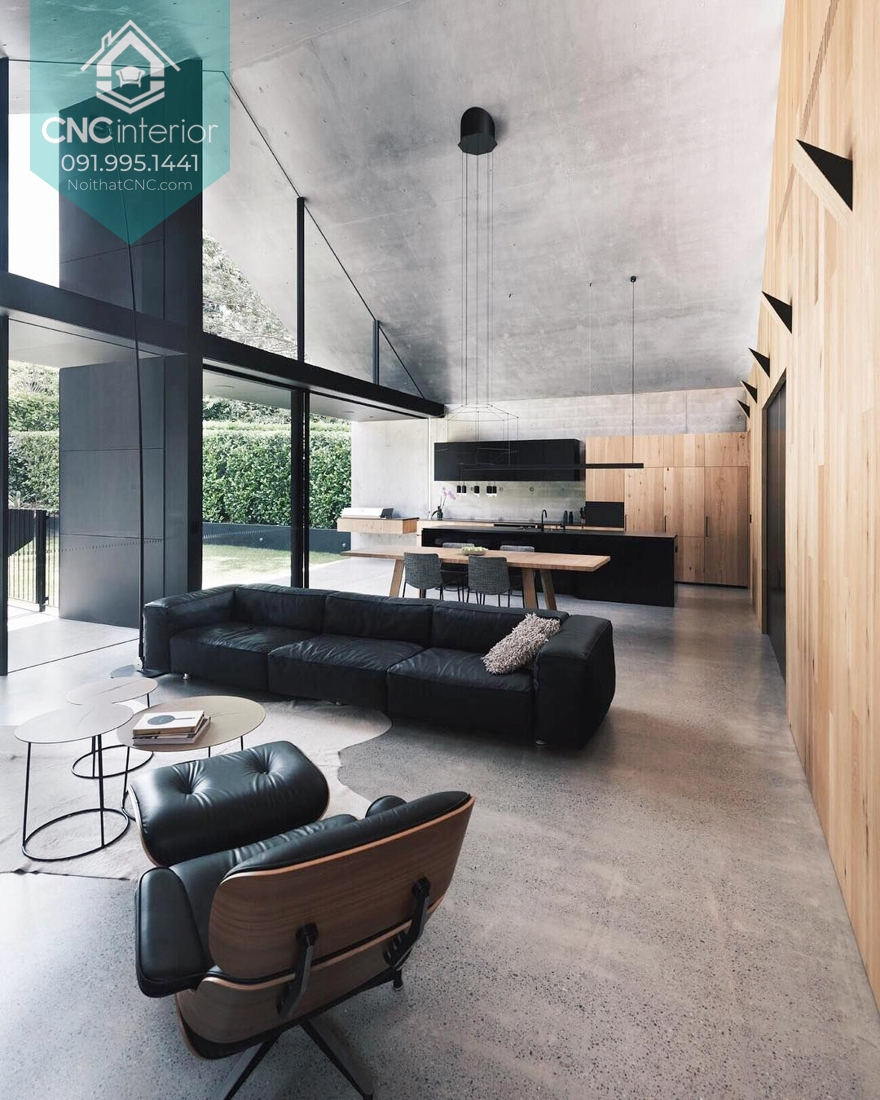 Phong cách tối giản minimalism 4