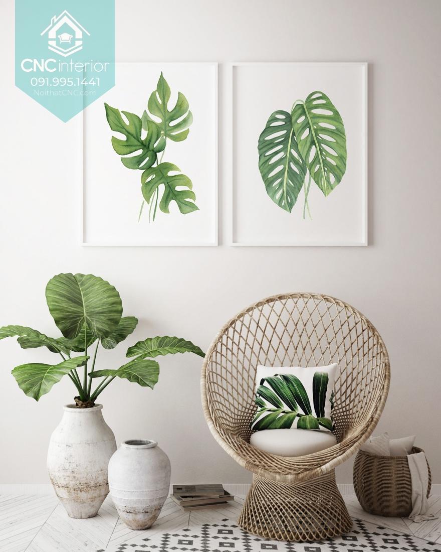 Phong cách nội thất tropical 4