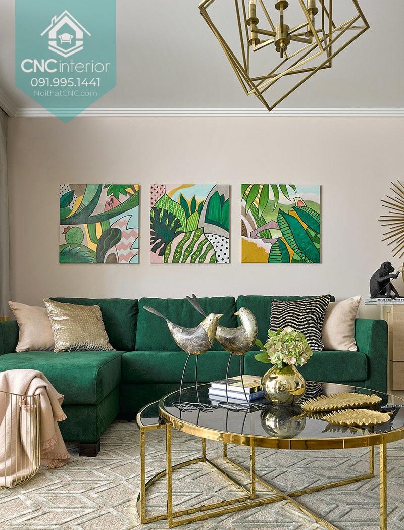 Phong cách nội thất tropical 2