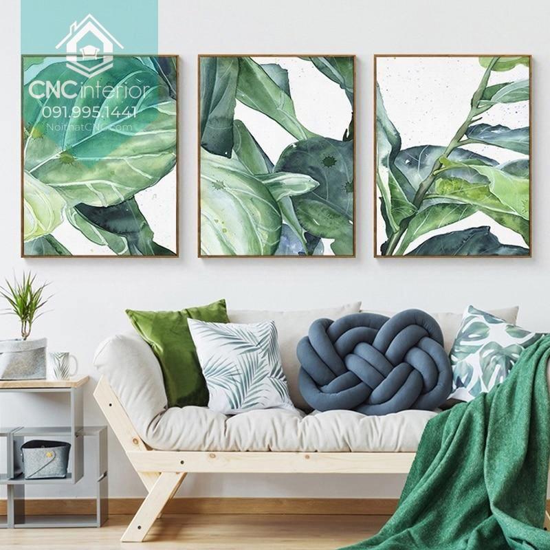 Phong cách tropical trong nội thất 3