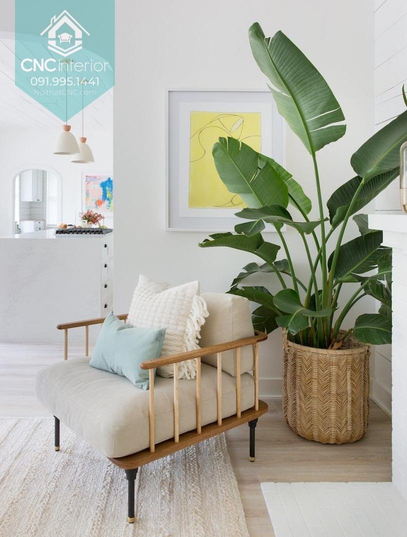 Phong cách tropical trong nội thất 1