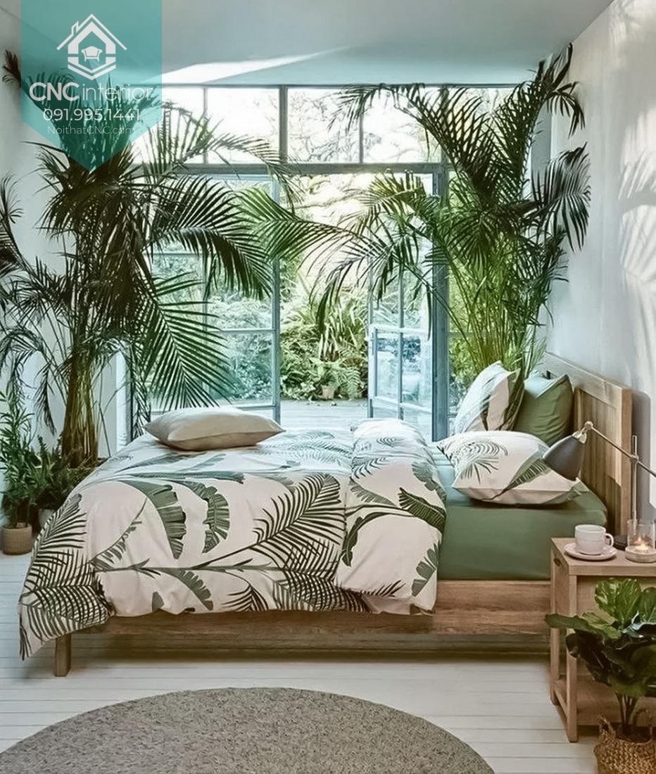 Phong cách Tropical 1