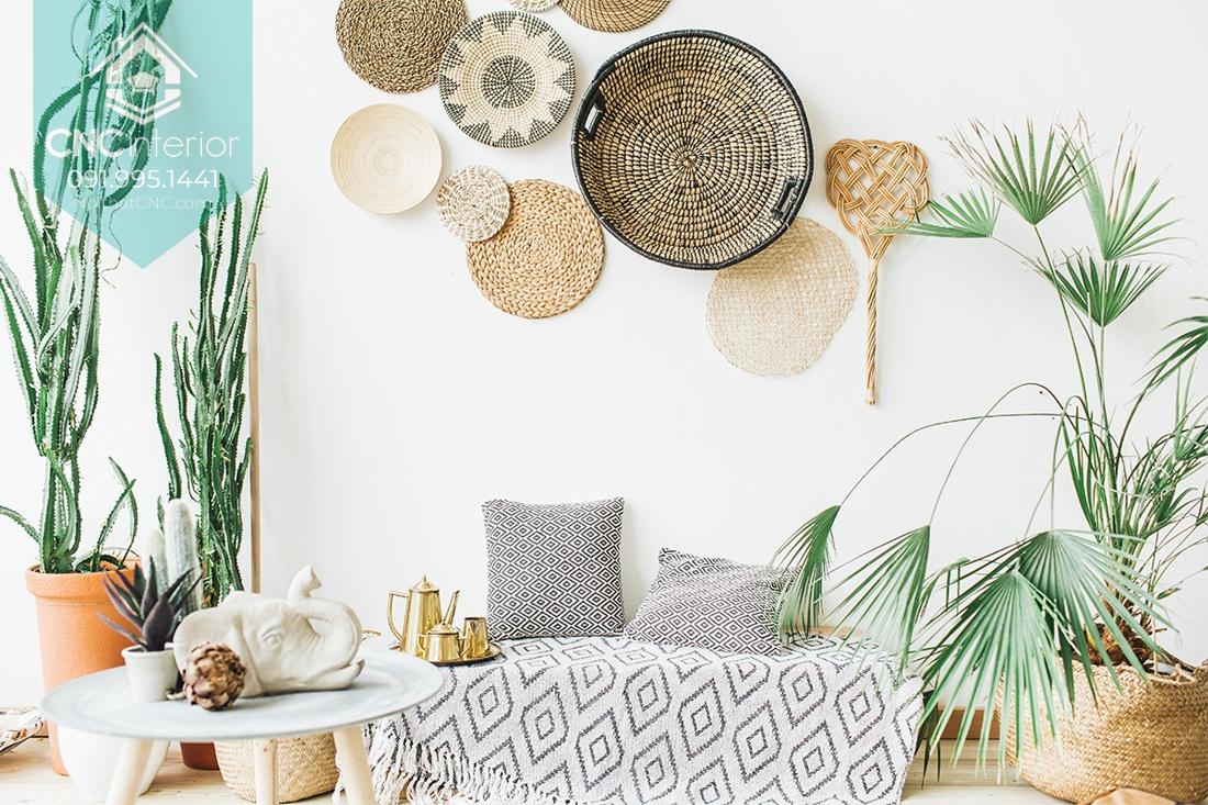 Phong cách tropical trong nội thất 4