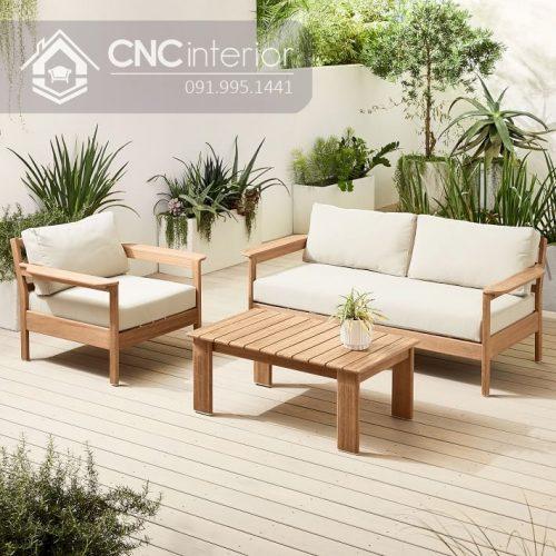Sofa go CNC 262