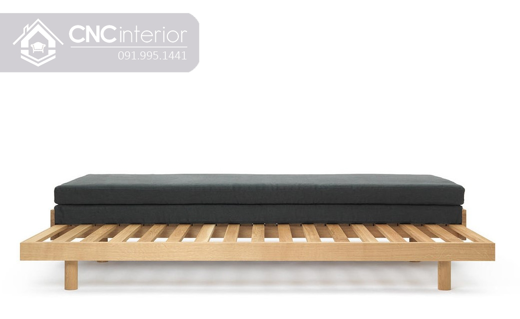 Sofa đơn giản đẹp chữ I CNC 31 4