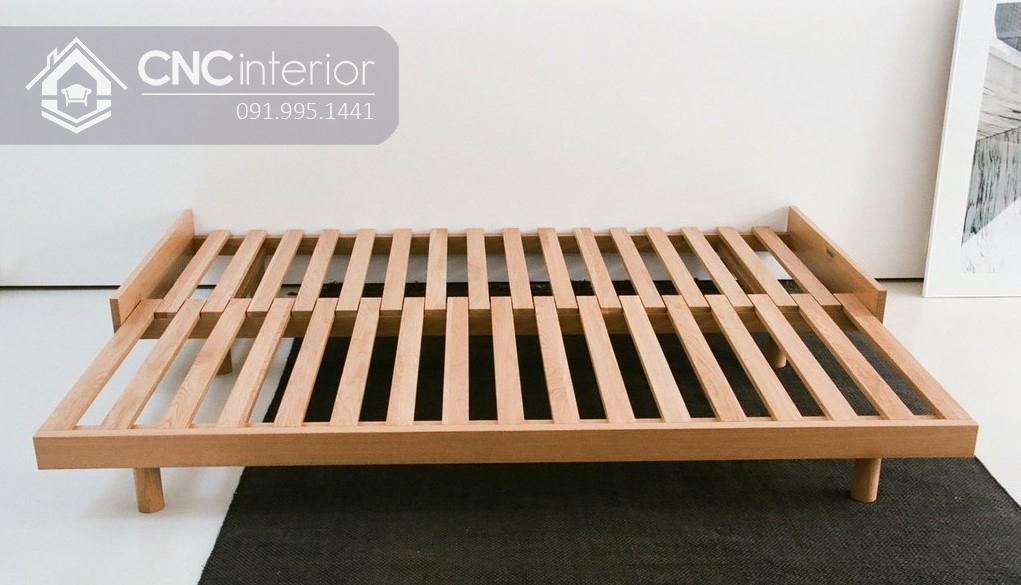 Sofa đơn giản đẹp chữ I CNC 31 5