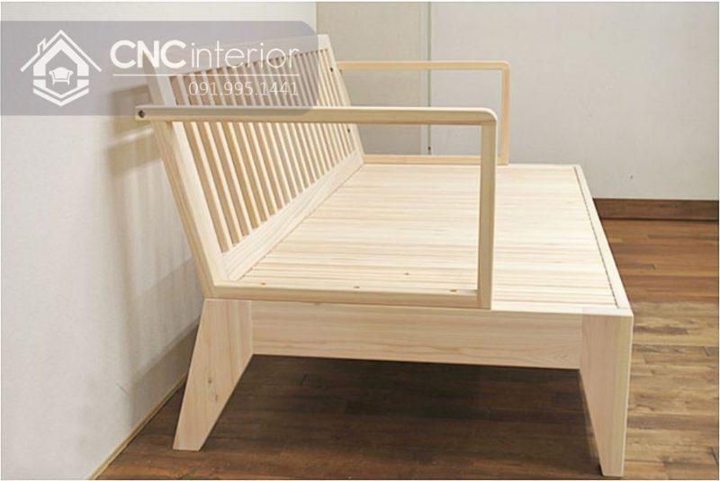 Sofa go CNC 331