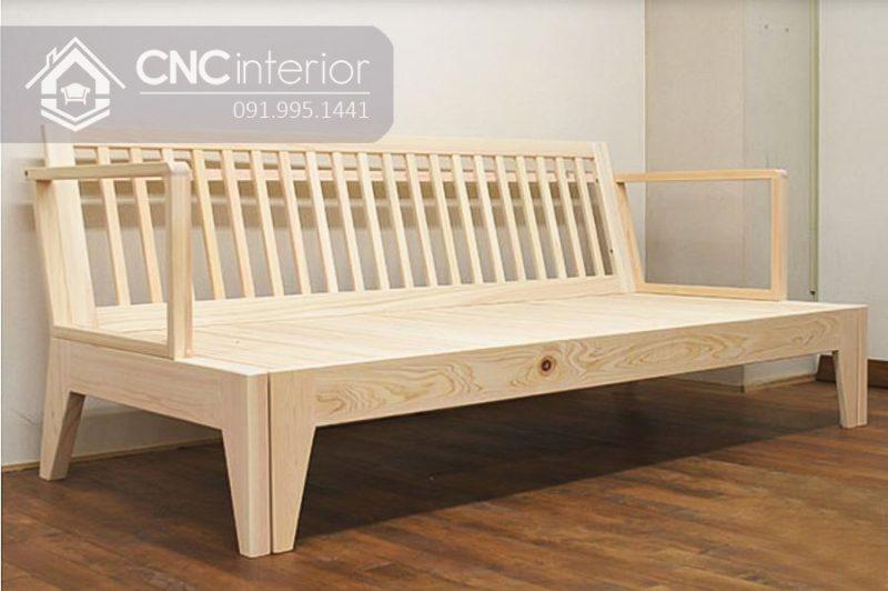 Sofa go CNC 334