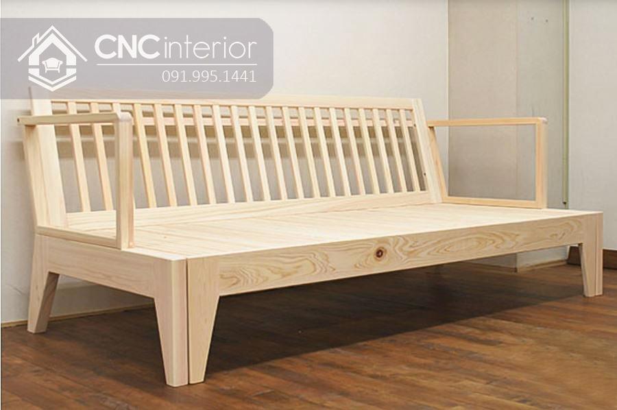 Ghế gỗ sofa đa năng CNC 33 2