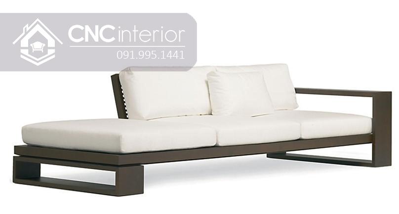 Sofa gỗ hiện đại trẻ trung CNC 39 2