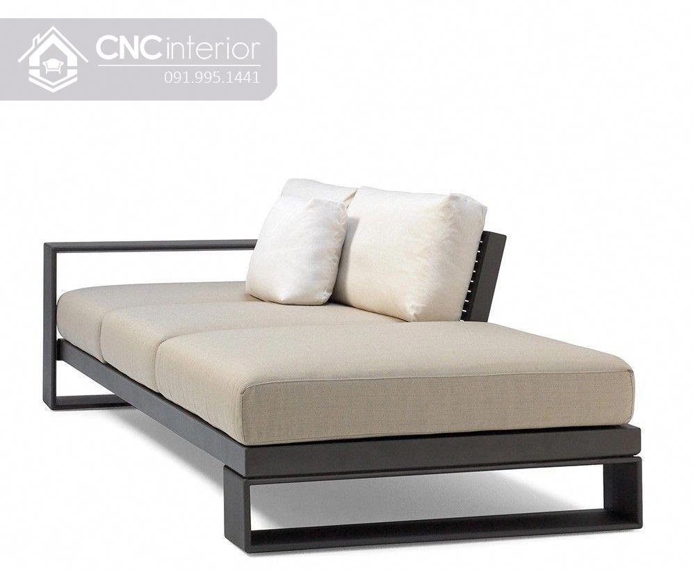 Sofa gỗ hiện đại trẻ trung CNC 39 3