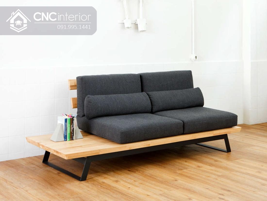 Ghế sofa phòng khách đẹp bắt mắt CNC 41 1