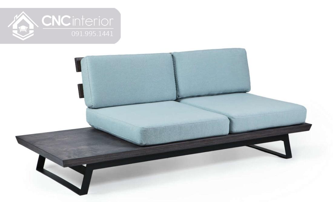 Ghế sofa phòng khách đẹp bắt mắt CNC 41 5