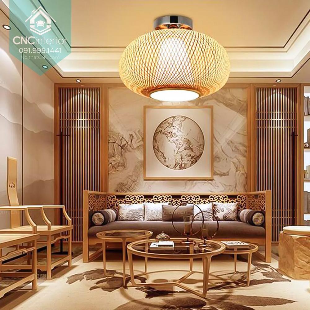 Phong cách Á Đông đương đại 3