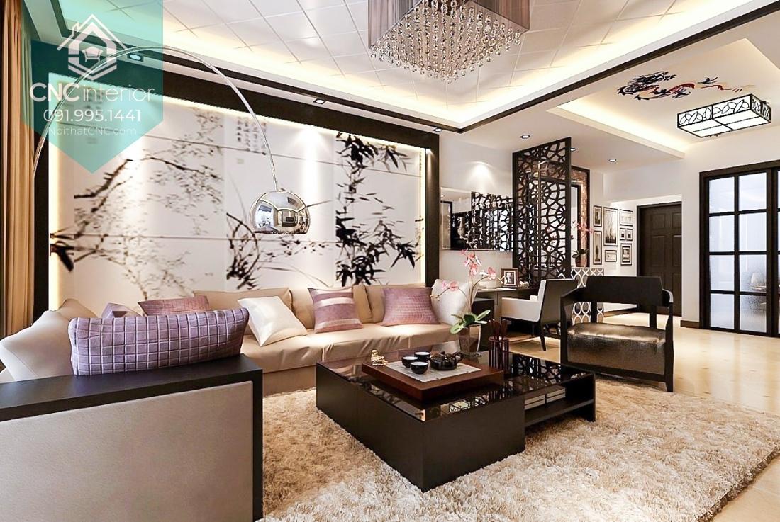 Phong cách Á Đông 4