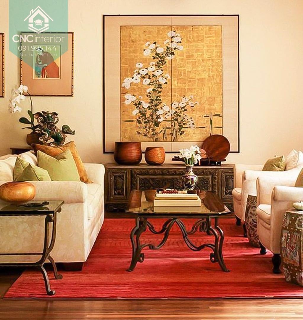 Phong cách Á Đông đương đại 4
