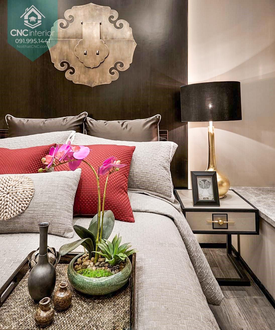 Thiết kế nội thất phong cách Á Đông 2