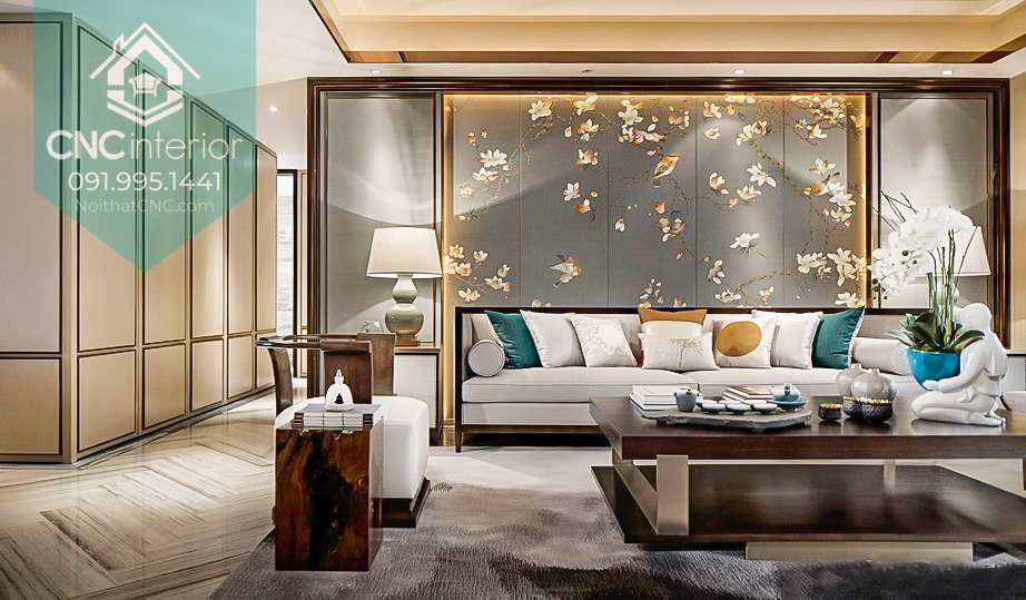 Phong cách Á Đông đương đại