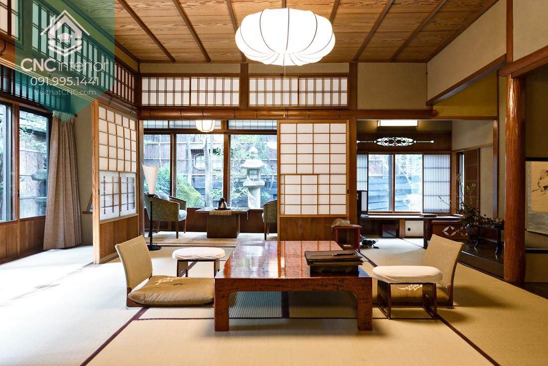 Phong cách Á Đông 1