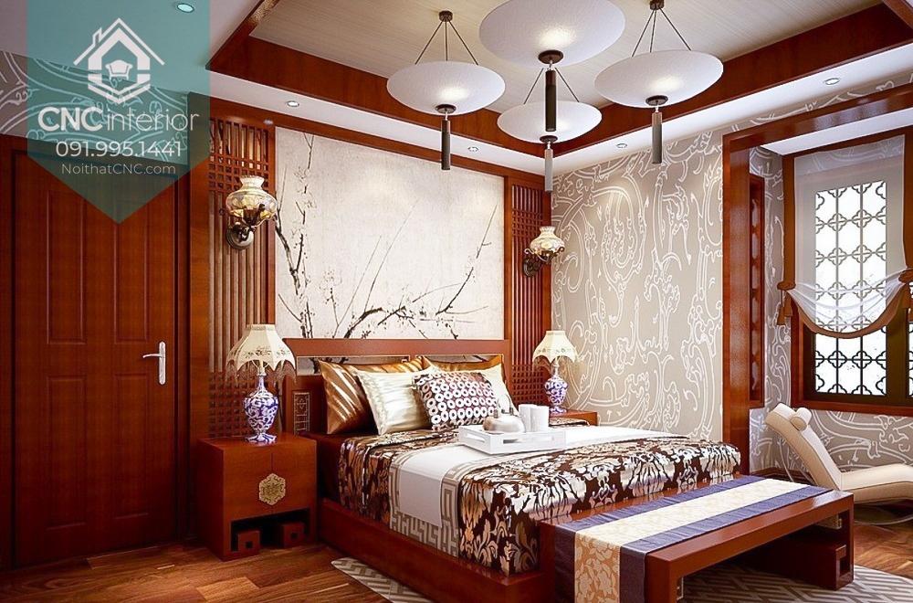 Phong cách nội thất Á Đông 2