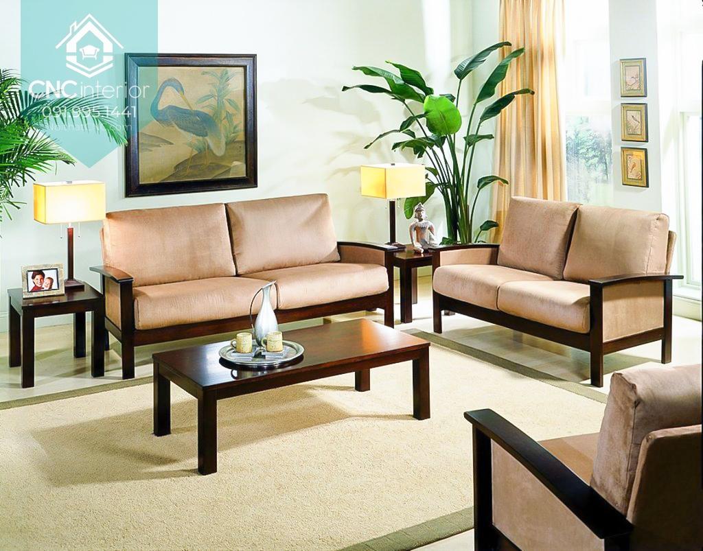 Thiết kế nội thất phong cách Á Đông 3